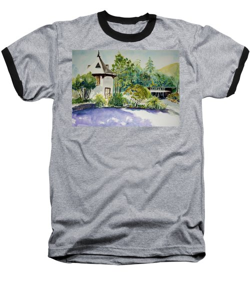 Jose Moya Del Pino Library At Marin Arts And Garden Center Baseball T-Shirt