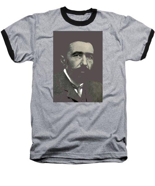 Joseph Conrad George Charles Beresford Photo 1904-2015 Baseball T-Shirt by David Lee Guss