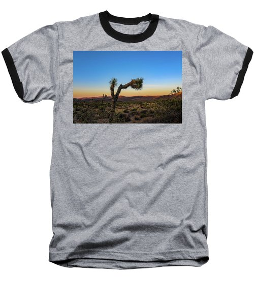 Joshua Tree Baseball T-Shirt