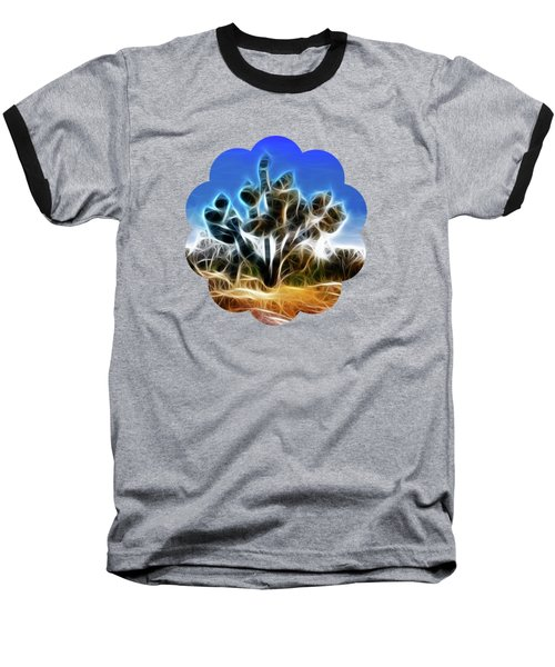Joshua Tree Baseball T-Shirt