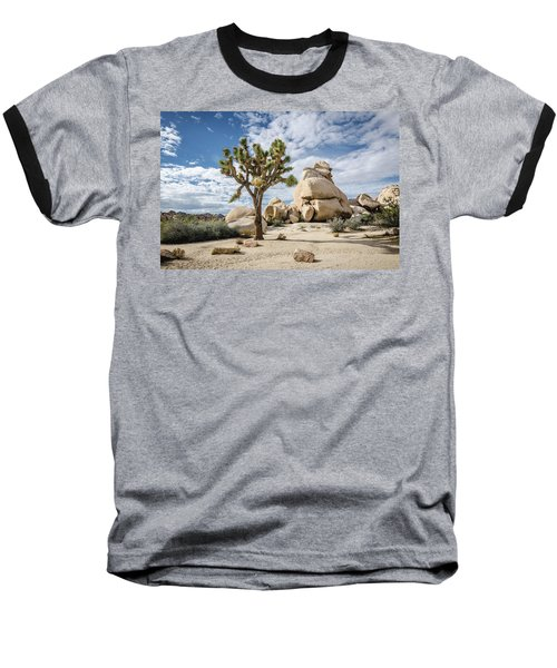 Joshua Tree No.2 Baseball T-Shirt
