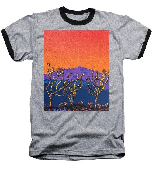 Joshua Trees Baseball T-Shirt