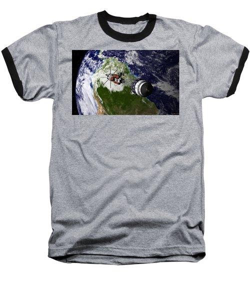 Journey Begins Baseball T-Shirt