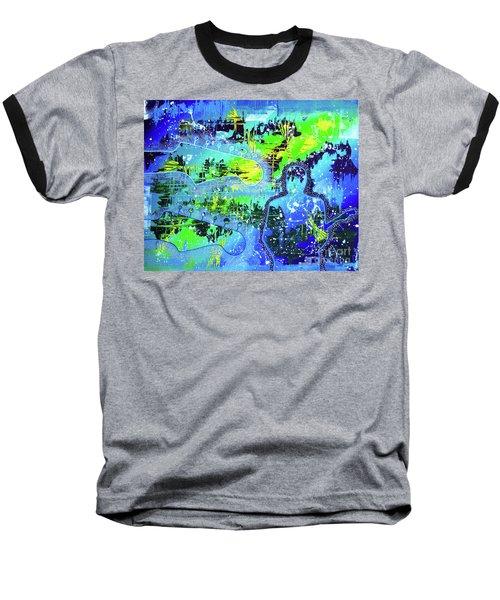Journeyman Baseball T-Shirt by Melissa Goodrich