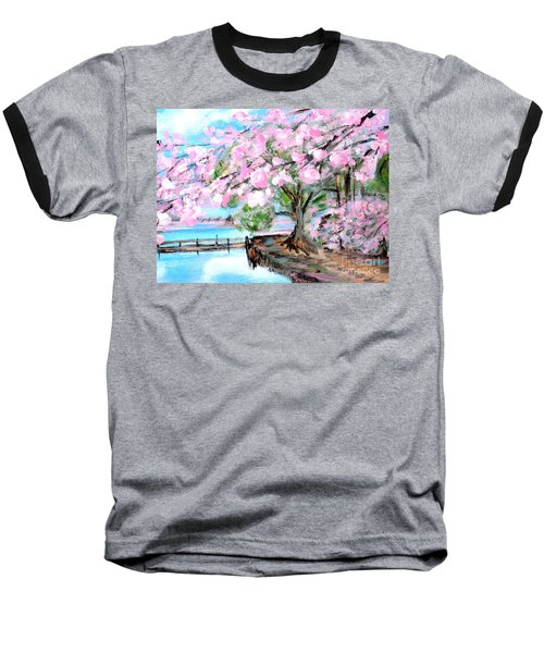 Joy Of Spring. For Sale Art Prints And Cards Baseball T-Shirt