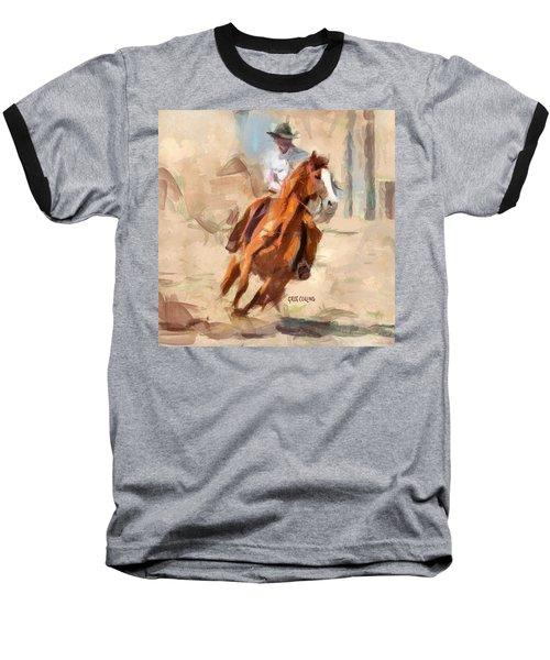 Joy Ride Baseball T-Shirt by Greg Collins