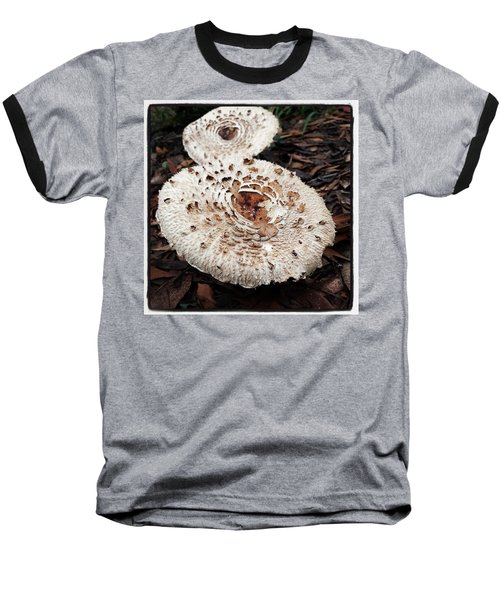 Baseball T-Shirt featuring the photograph Joy Walking In The Woods by Mr Photojimsf