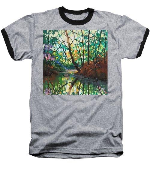 Joyful Morning Baseball T-Shirt