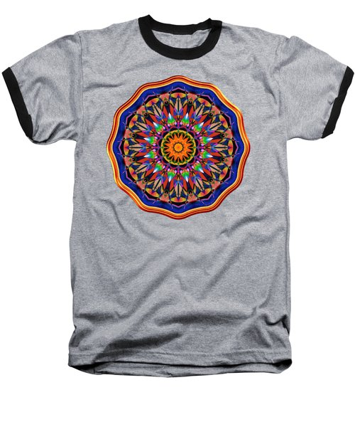 Joyful Riot Baseball T-Shirt
