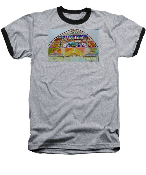 Joyous Entry Baseball T-Shirt