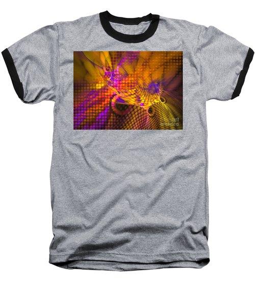 Joyride - Abstract Art Baseball T-Shirt