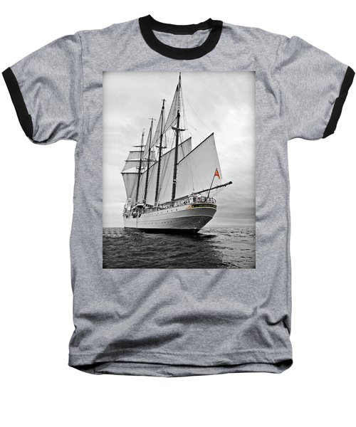 Juan Sebastian De Elcano In Its World Wild Travel Baseball T-Shirt