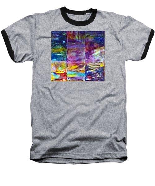 Jubilation Baseball T-Shirt by Alene Sirott-Cope