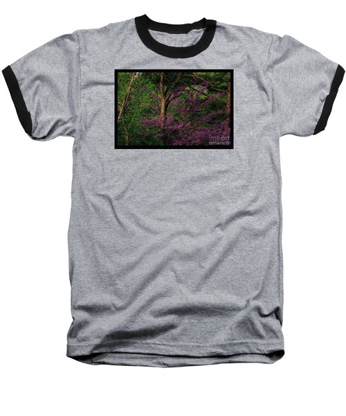 Judas In The Forest Baseball T-Shirt