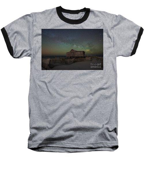 Judge's Shack Milky Way Baseball T-Shirt
