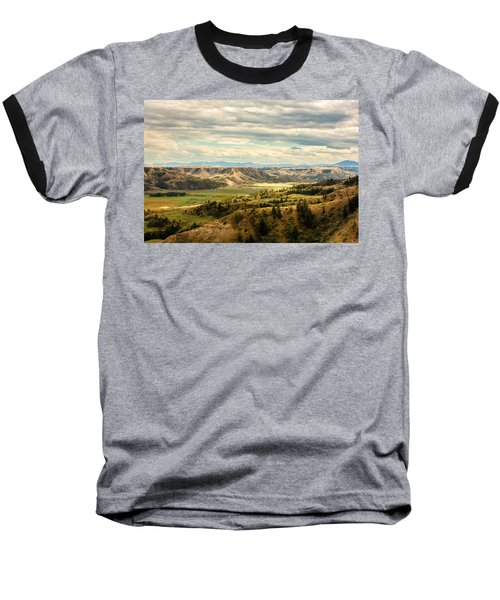 Judith River Breaks Baseball T-Shirt
