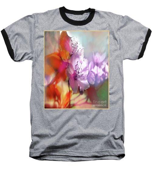 Juego Floral Baseball T-Shirt