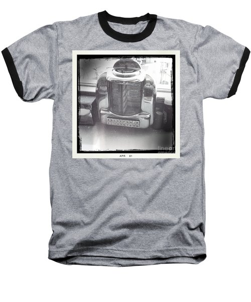 Juke Box Baseball T-Shirt