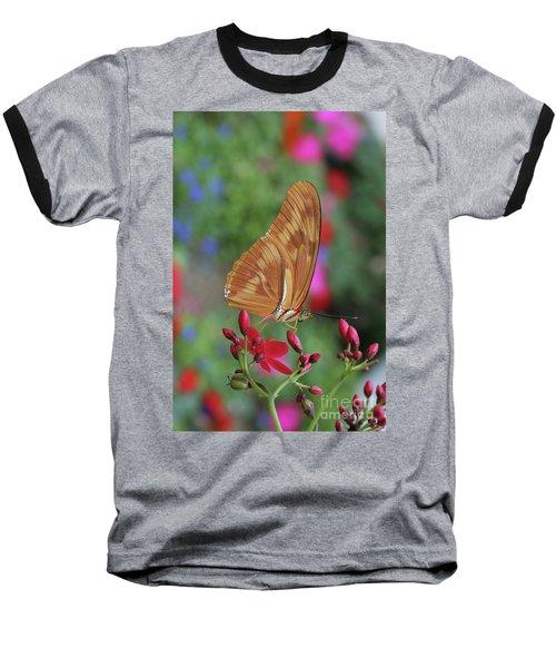 Julia Butterfly Baseball T-Shirt