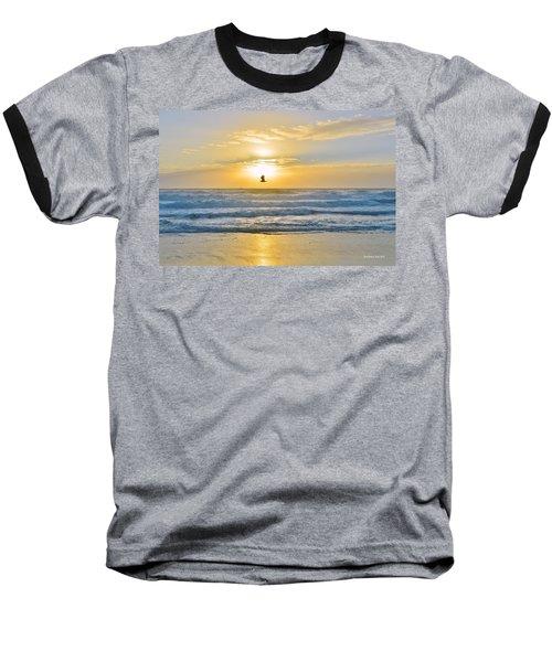 July 30 Sunrise Nh Baseball T-Shirt