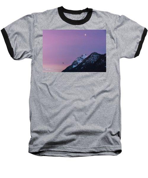 Jumbo Sunrise Baseball T-Shirt