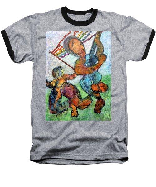 Jump For Joy Baseball T-Shirt