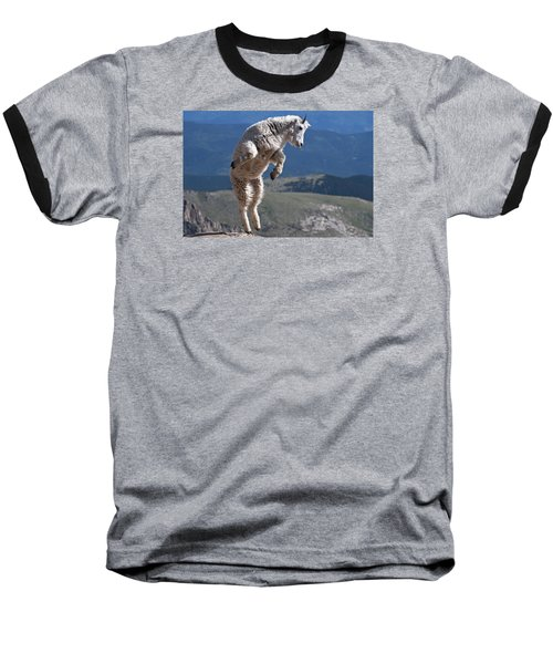 Jump Baseball T-Shirt