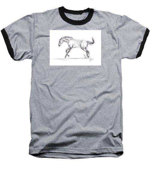 Jumping Around Baseball T-Shirt