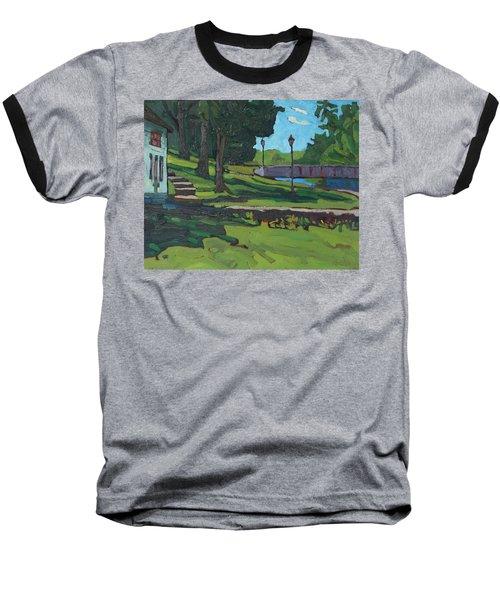 June Afternoon At Chaffeys Baseball T-Shirt