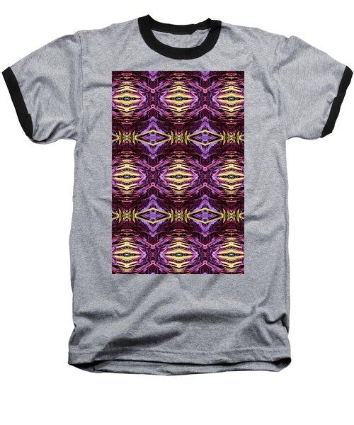 Jungle Night Baseball T-Shirt
