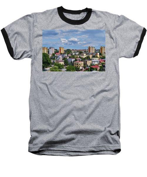 Jungle Warfare Baseball T-Shirt