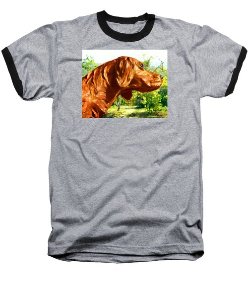 Junior's Hunting Dog Baseball T-Shirt