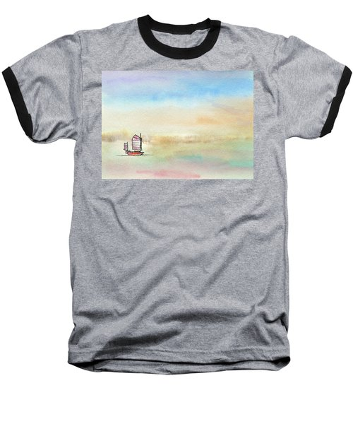 Junk Sailing Baseball T-Shirt