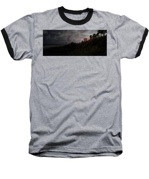 Baseball T-Shirt featuring the photograph Juno Beach by Laura Fasulo