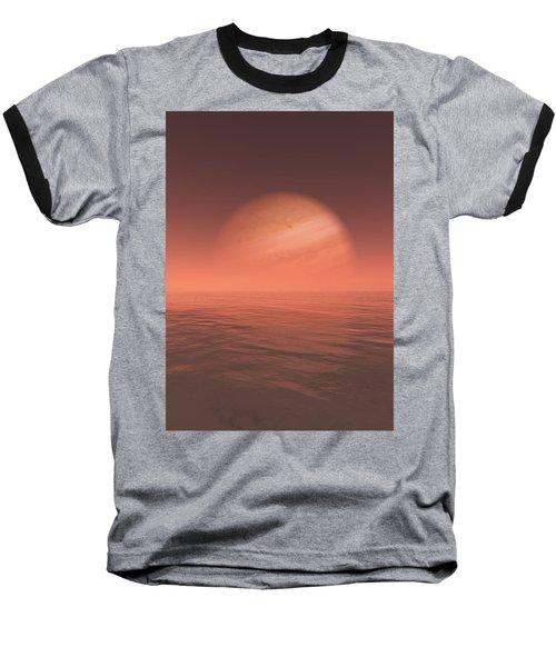 Jupiter Baseball T-Shirt