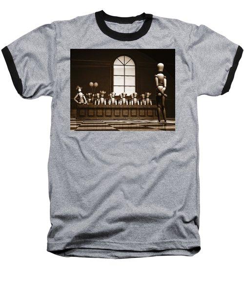 Jury Of Your Peers Baseball T-Shirt