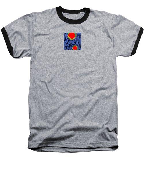 Ah Luvz Olives Couples Baseball T-Shirt