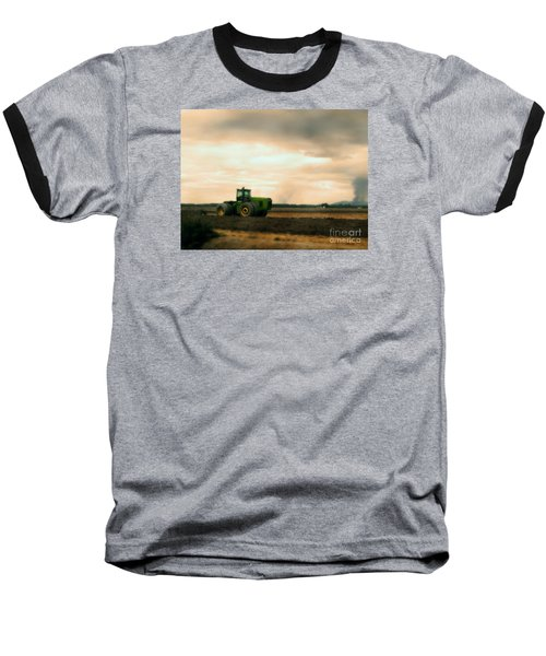 Just A John Deere Memory Baseball T-Shirt