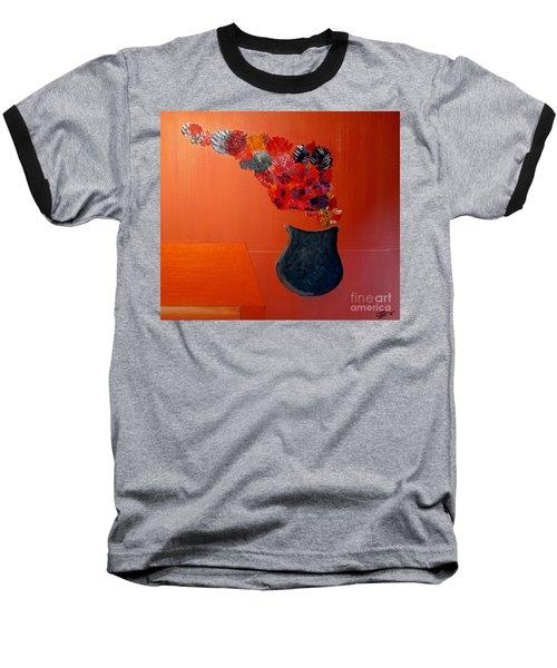 Just A Thought  Bill Oconnor Baseball T-Shirt by Bill OConnor