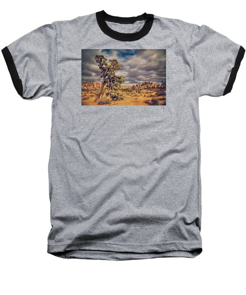 Just A Touch Of Madness Baseball T-Shirt by Laurie Search