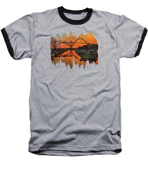 Just After Sunset  Baseball T-Shirt
