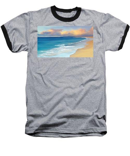 Just Beachy Baseball T-Shirt
