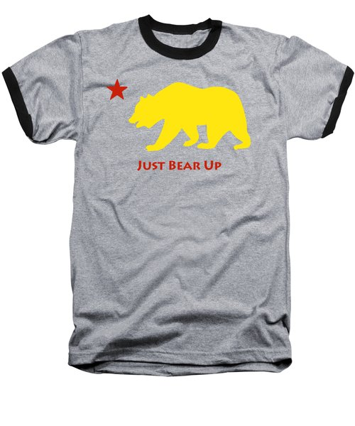 Just Bear Up Baseball T-Shirt