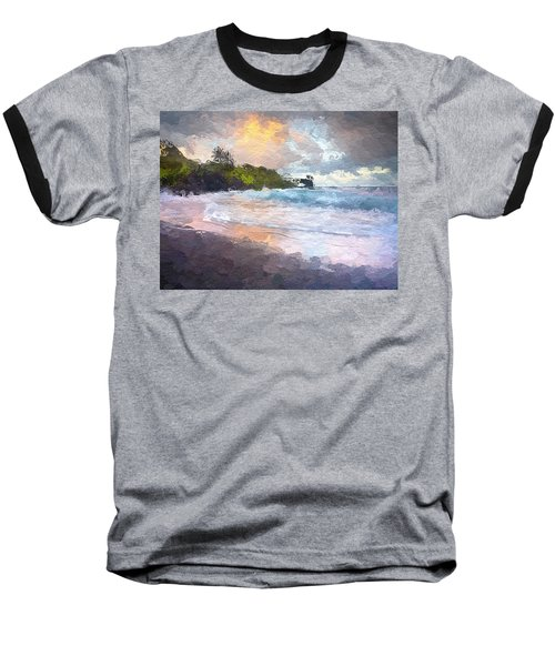 Just Before Sunrise Baseball T-Shirt