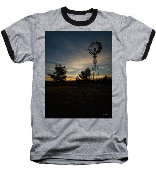 Just Before Sunrise Baseball T-Shirt