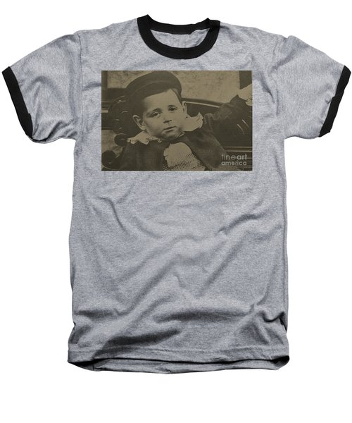 Just Chillin' Baseball T-Shirt