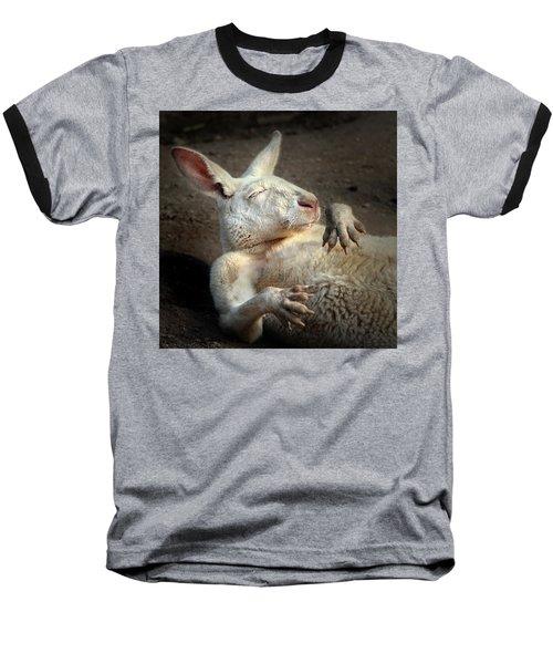 Just Chilling Baseball T-Shirt