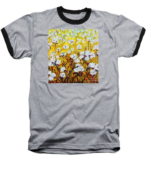 Just Cotton Baseball T-Shirt