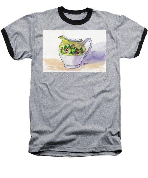 Just Cream No Sugar Baseball T-Shirt