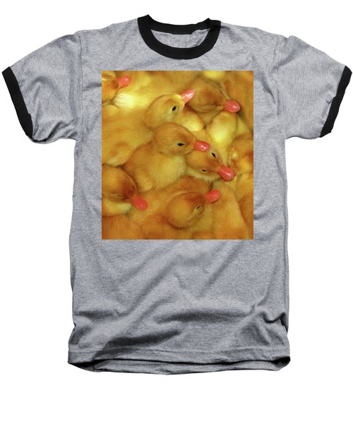 Just Ducky Baseball T-Shirt